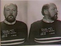 Richard Kuklinski Mugshot